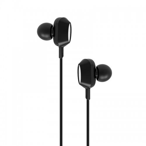 Ακουστικά XO EP1 3.5mm Jack (Μαύρο)