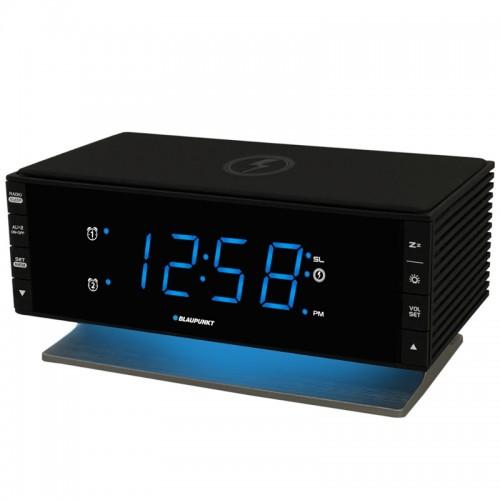 Ραδιόφωνο Ξυπνητήρι Blaupunkt CR55CHARGE (Μαύρο)