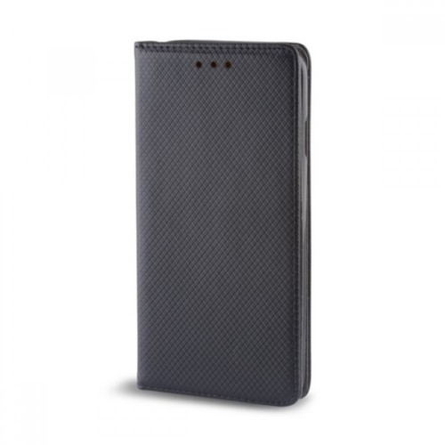 Θήκη Flip Cover Smart Magnet για Huawei P40 Lite (Μαύρο)