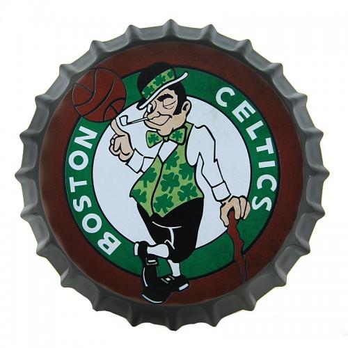 Διακοσμητικό Τοίχου Καπάκι Boston Celtics (Design)