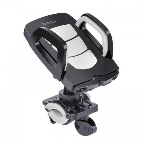 Βάση Στήριξης Ποδηλάτου Hoco CA14 για Smartphone έως 7 ίντσες (Μαύρο-Γκρι)