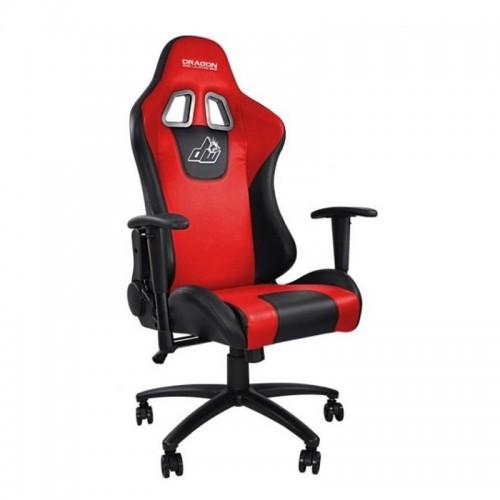 DragonWar Gaming Καρέκλα Γραφείου GC-004 (Red