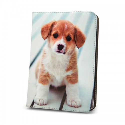 Θήκη Tablet Cute Puppy Flip Cover για Universal 9-10' (Design)