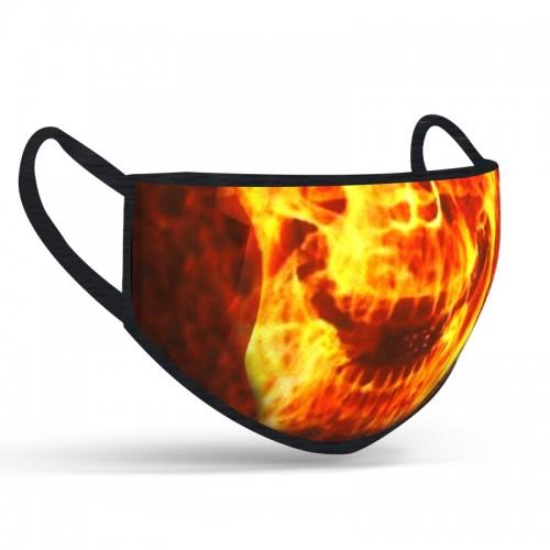 Υφασμάτινη Μάσκα Design 1 (Design)