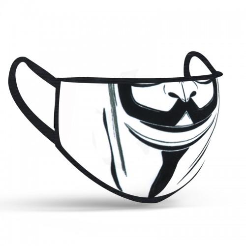 Υφασμάτινη Μάσκα Design 10 (Design)