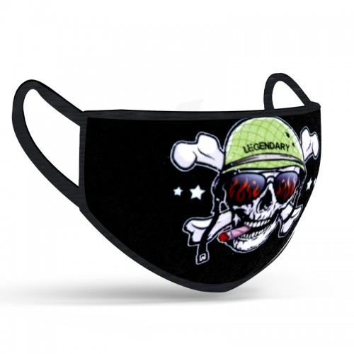 Υφασμάτινη Μάσκα Design 17 (Design)