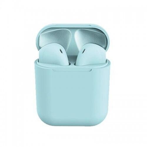 Ακουστικά Bluetooth 5.0 Wireless Headset DS200 (Γαλάζιο)