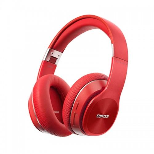 Ασύρματα Ακουστικά Bluetooth Edifier W820BT (Red)