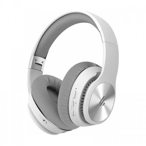Ασύρματα Ακουστικά Bluetooth Edifier W828NB με Active Noise Cancelling (White)