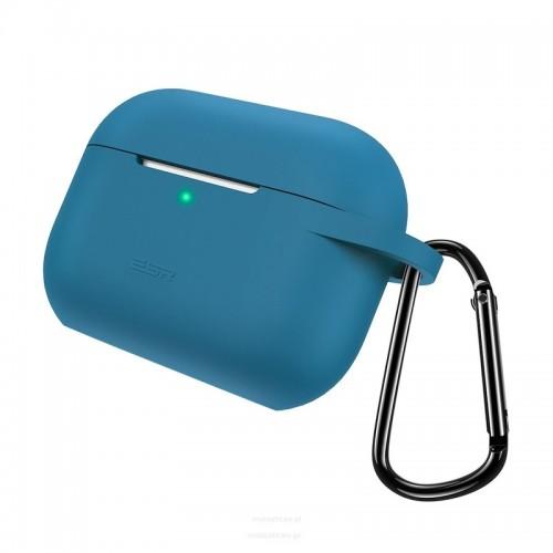 Θήκη Σιλικόνης ESR Bounce για Apple Airpods Pro (Blue)