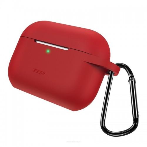 Θήκη Σιλικόνης ESR Bounce για Apple Airpods Pro (Red)