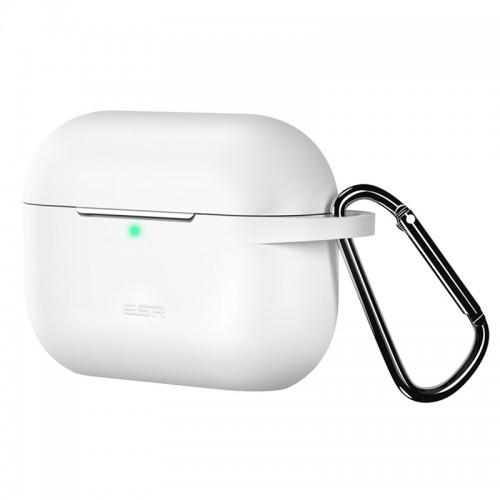 Θήκη Σιλικόνης ESR Bounce για Apple Airpods Pro (White)