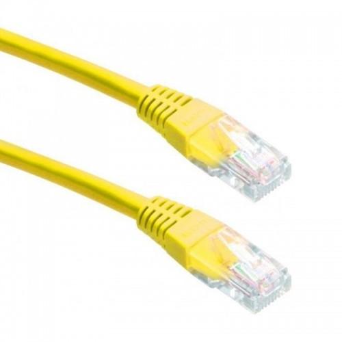 Καλώδιο Ethernet OEM 10m Cat.6e (Κίτρινο)