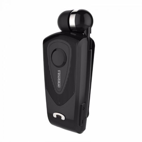 Ακουστικό Bluetooth Clip-On Fineblue F930 (Μαύρο)