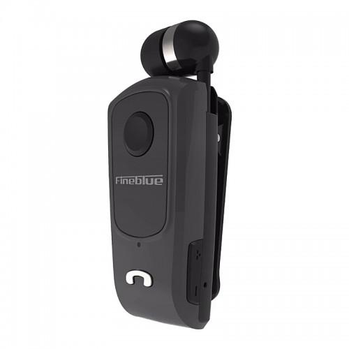 Ακουστικό Bluetooth Clip-On Fineblue F920 (Μαύρο)