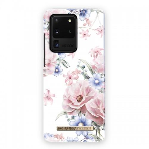 Θήκη iDeal Of Sweden Floral Romance Back Cover για Samsung Galaxy S20 Ultra (Design)