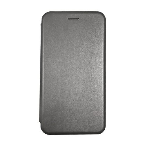 Θήκη MyMobi Flip Cover Elegance για Samsung Galaxy A32 (Γκρι)