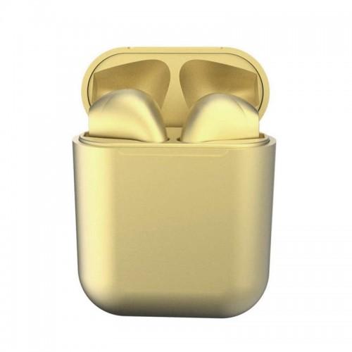 Ασύρματα Ακουστικά inPods 12 Eleven Pro (Gold)