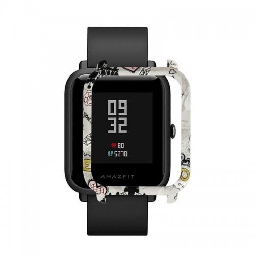 Προστατευτικό Κάλυμμα Gray Design Xiaomi Amazfit Bip (Design)