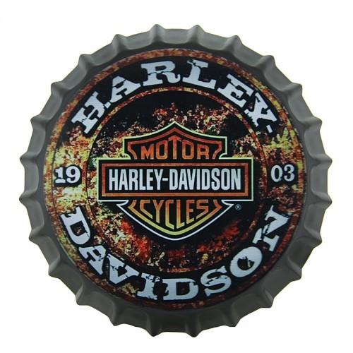 Διακοσμητικό Τοίχου Καπάκι Harley-Davidson Motorcycles 1903 (Design)
