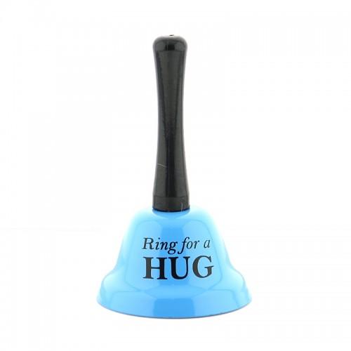 Καμπανάκι Ring for a Hug (Γαλάζιο)