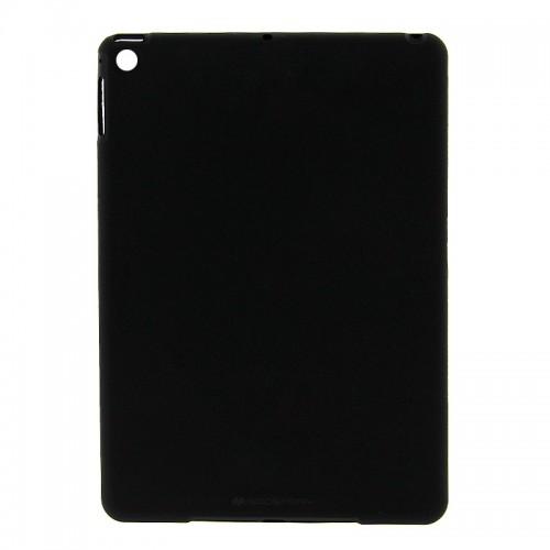 Θήκη Goospery Soft Feeling Back Cover για iPad 2/3/4 (Μαύρο)