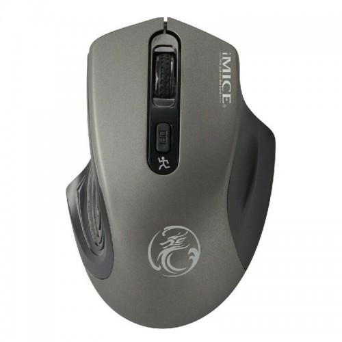 Ασύρματο Ποντίκι iMice E-1800 (Γκρι)