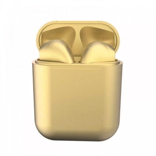 Ασύρματα Ακουστικά inPods 12 Eleven (Yellow)