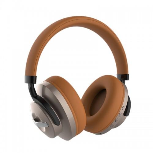 Ασύρματα Ακουστικά SODO SD-1006 (Καφέ)