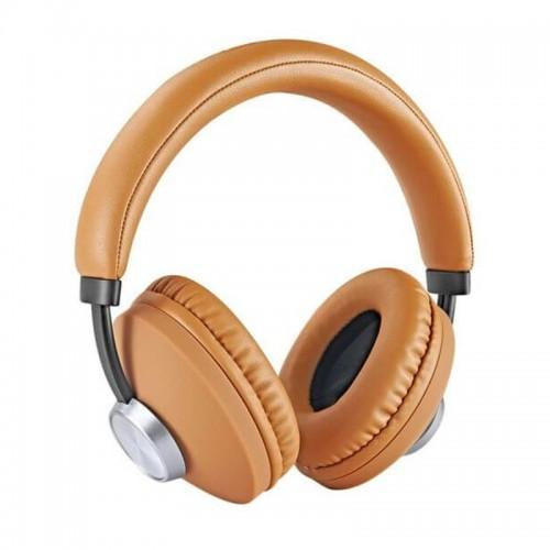 Ασύρματα Ακουστικά SODO SD-1007 (Καφέ)