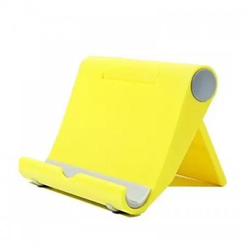 Βάση Στήριξης Stand για Κινητά & Tablet Universal S059 (Κίτρινο)