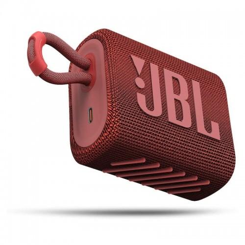 Ηχείο Bluetooth JBL GO 3 (Κόκκινο)