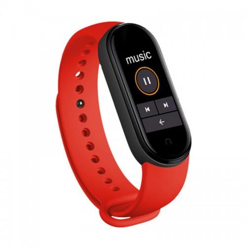 Smart Band M6 (Κόκκινο)