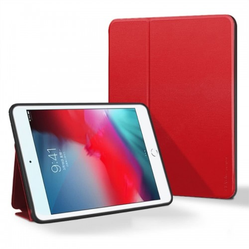 Θήκη X-Level Fib Color Flip Cover για iPad Mini 2019 (Κόκκινο)