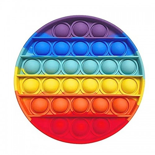 Pop It Fidget Bubble Toy Κύκλος (Design)