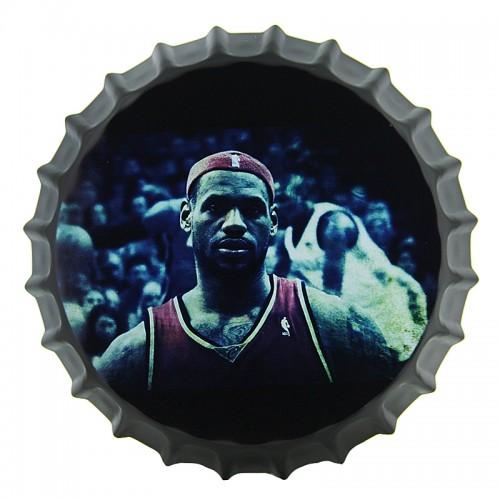 Διακοσμητικό Τοίχου Καπάκι LeBron James (Design)