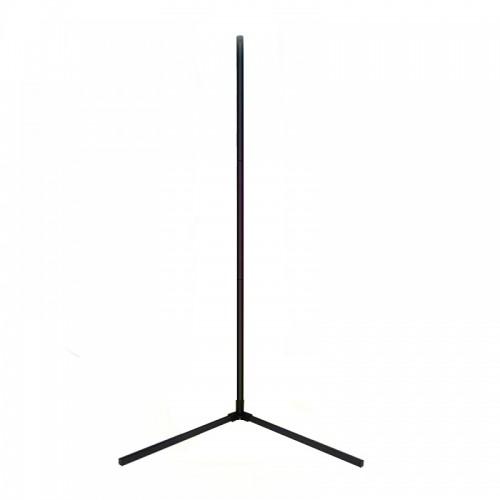 Φωτιστικό Δαπέδου LED 16W 140cm (Μαύρο)