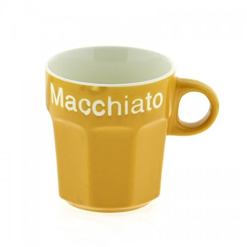 Κούπα Macchiato 210ml (Κίτρινο)