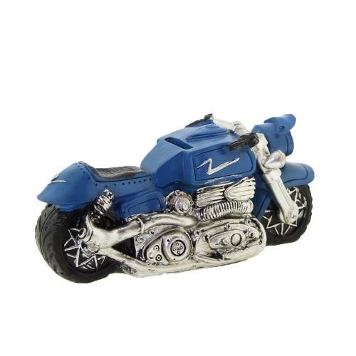 Κουμπάρας σε Σχήμα Μηχανή (Μπλε)