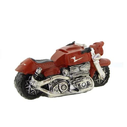 Κουμπάρας σε Σχήμα Μηχανή (Κόκκινο)