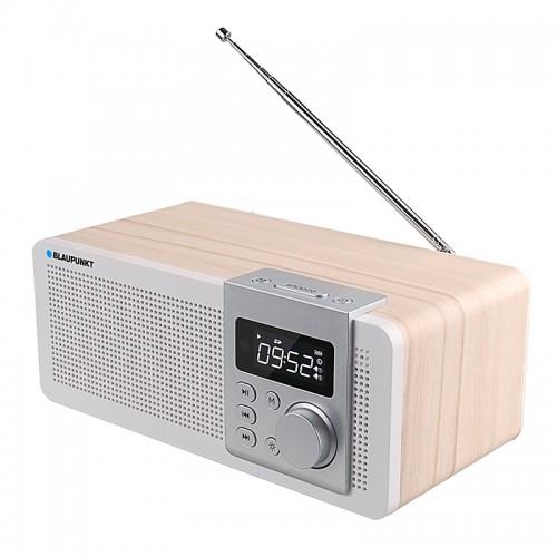 Ρολόι Ραδιόφωνο Blaupunkt PP14BT (Άσπρο)