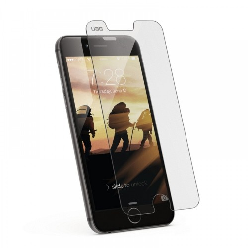 Tempered Glass UAG για iPhone 7/8 Plus (Διαφανές)