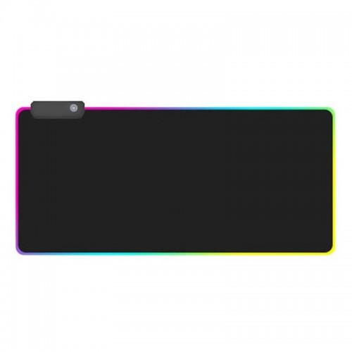 Gaming Mousepad XL με Εναλλαγή Χρωμάτων FGD-02 (Μαύρο)