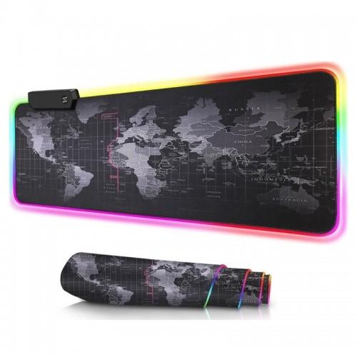 Gaming Mousepad XL με Εναλλαγή Χρωμάτων FGD-02 (Design)