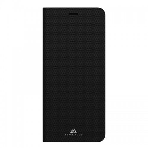 Θήκη Black Rock Protective Booklet Flip Cover για Samsung Galaxy A7 2018 (Μαύρο)