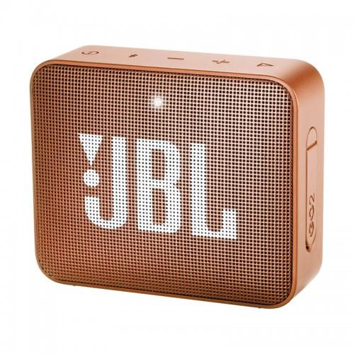 Ηχείο Bluetooth JBL GO 2 (Πορτοκαλί)