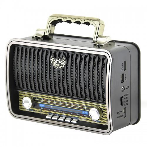Ηχείο Bluetooth Kemai MD-1909BT (Μαύρο)