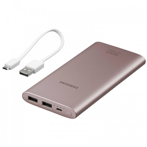Power Bank Samsung Type-C 10000mAh EB-P1100CPEGWW (Rose Gold)