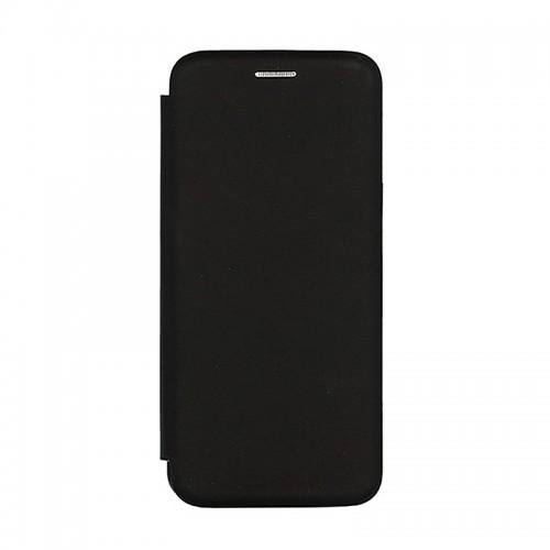 Θήκη Vennus Book Soft Flip Cover για Samsung Galaxy A71 (Μαύρο)