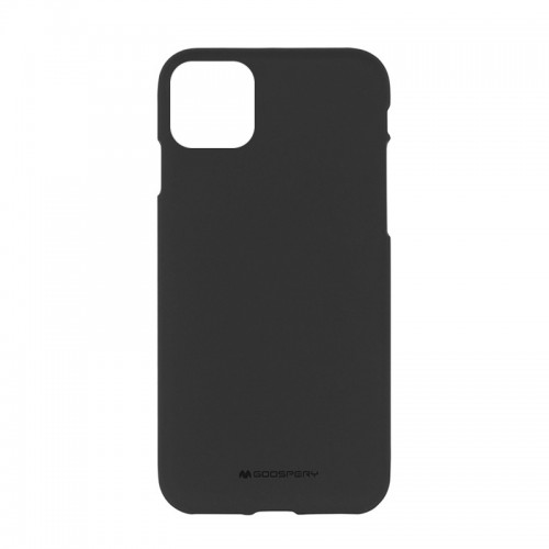 Θήκη Goospery Soft Feeling Back Cover για iPhone 11 Pro Max (Μαύρο)